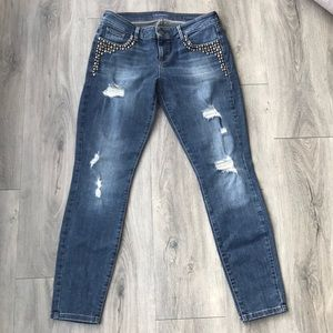 Guess Los Angeles Kate Skinny Jeans